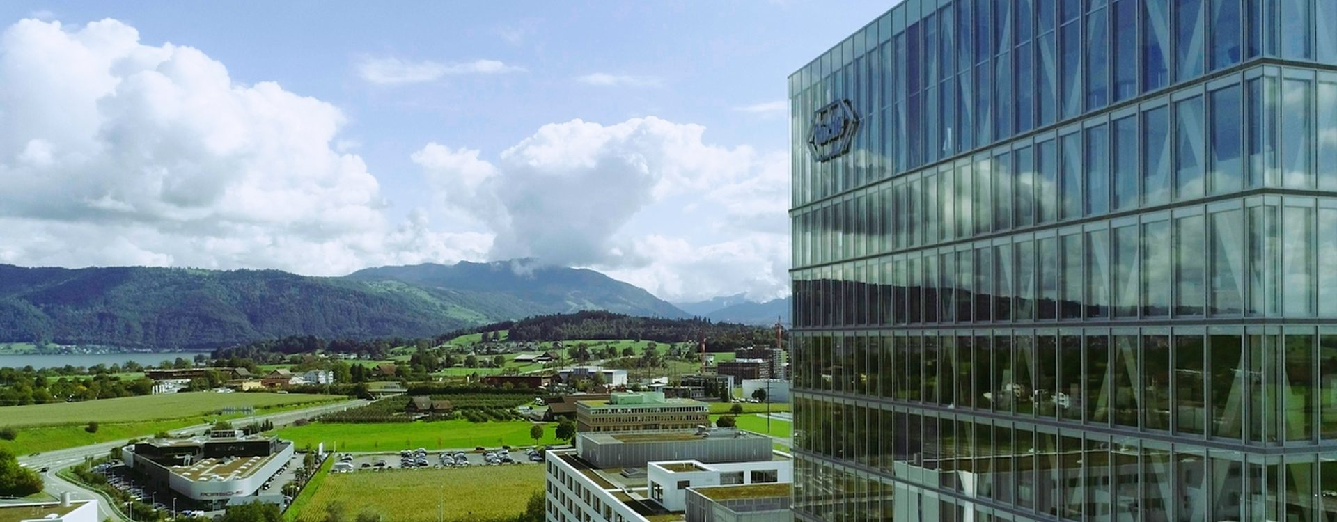 Roche - Main site of global Diagnostics and domicile of the Swiss