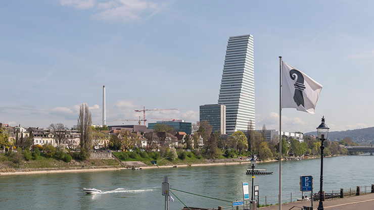 Image result for roche tower basel